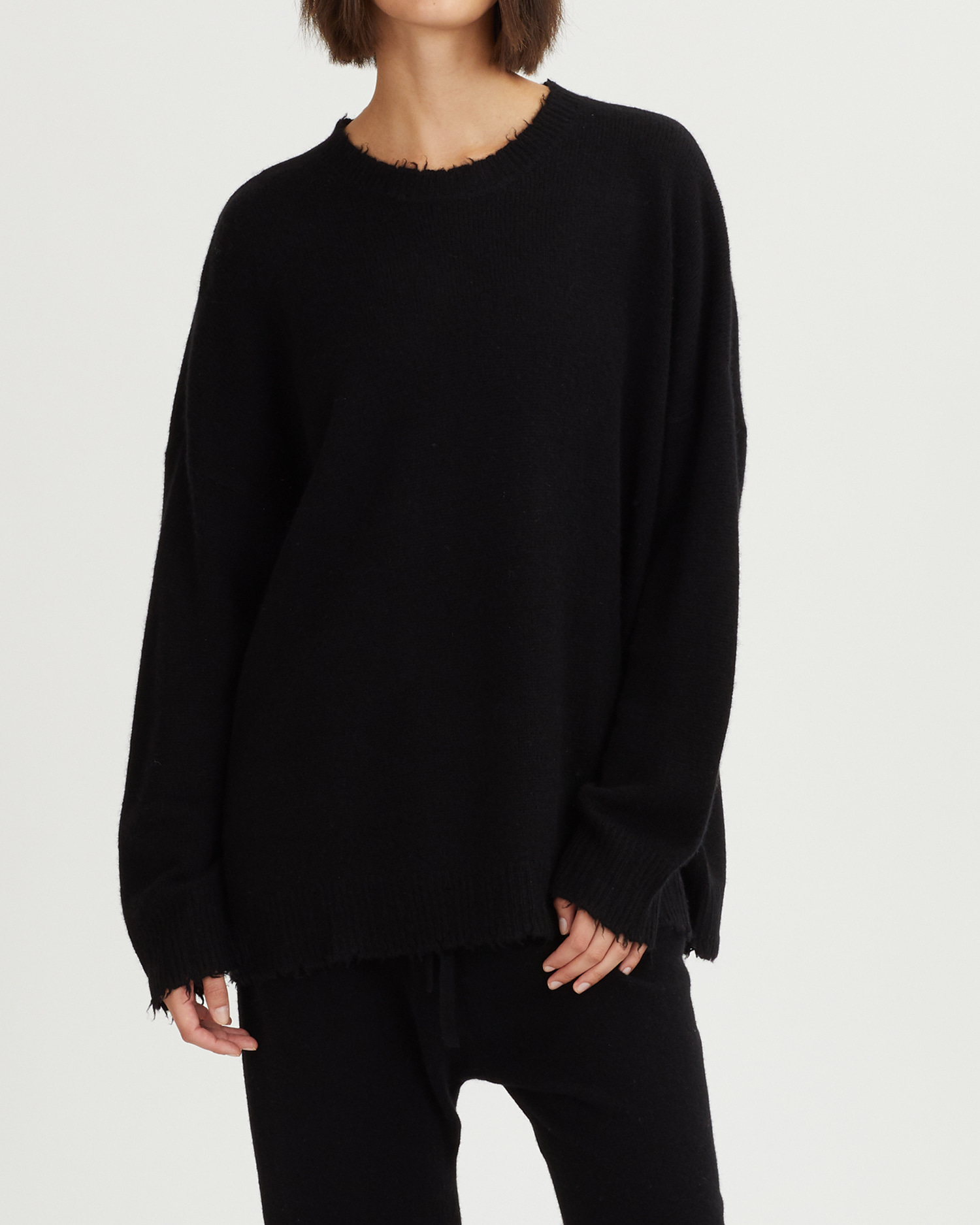 MILO SWEATER BLACK