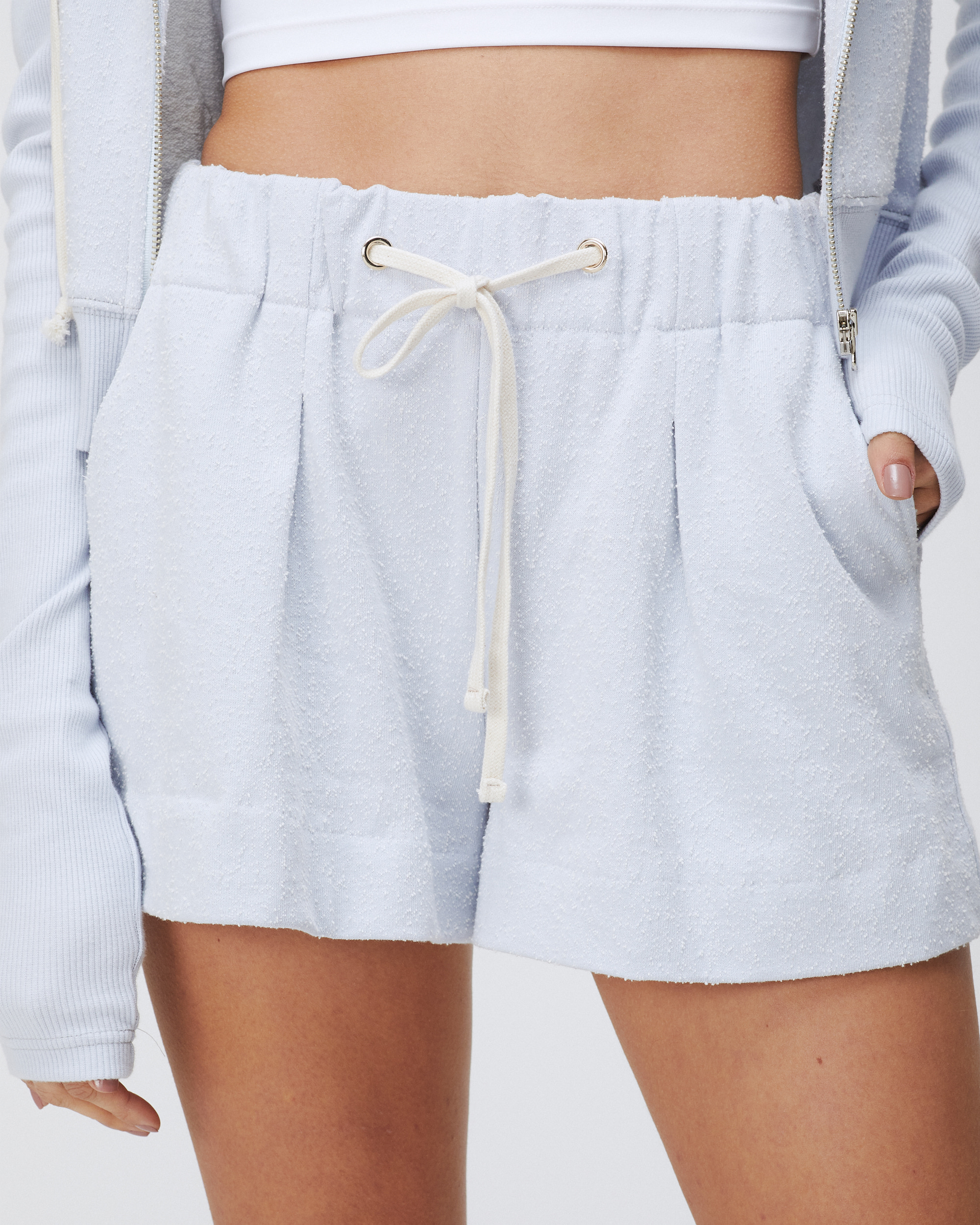 EMMA SHORTS SKY BLUE