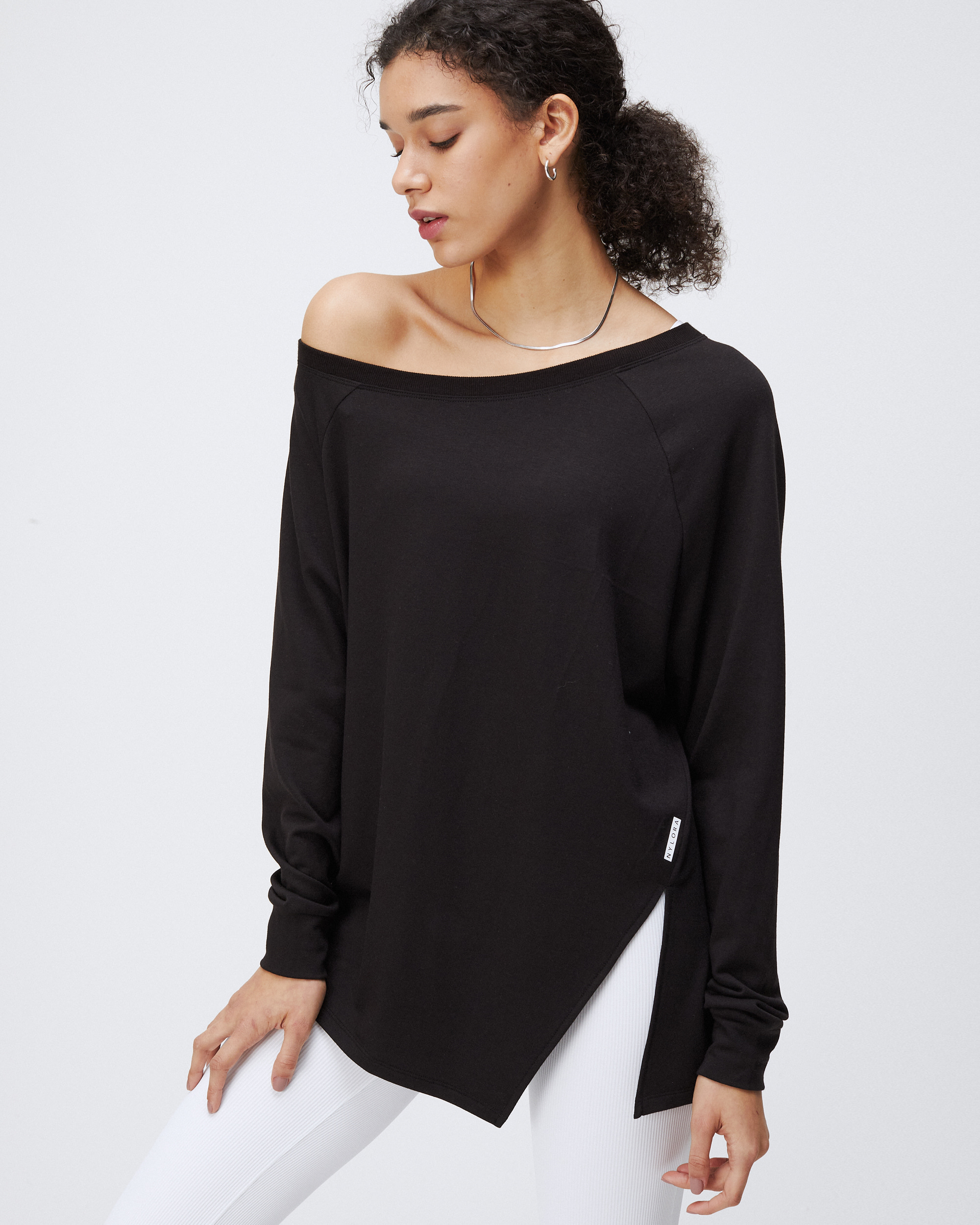 ULLA TOP BLACK