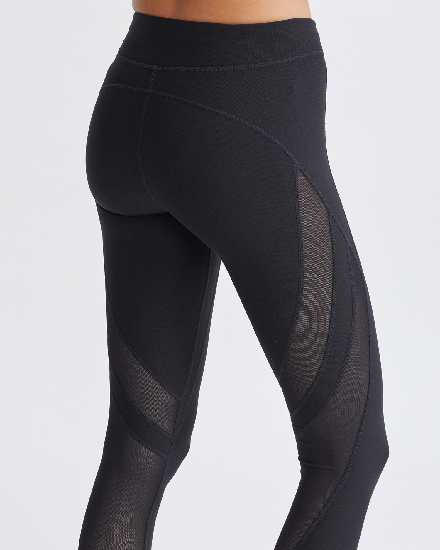 HAILEY LEGGINGS BLACK